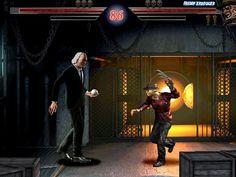El hombre alto vs Freddy Krueger (Terrordrome 2)