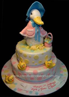 creative cake art character cakes (127) by www.creativecakeart.com.au, via Flickr