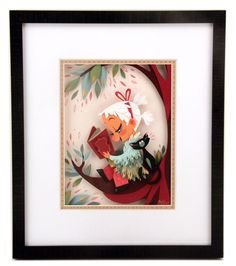 Brittney Lee - Artwork - Goose As Gosling - Nucleus | Art Gallery and Store