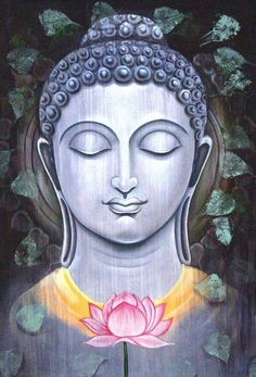"""""""Believe nothing, no matter where you read it, or who said it, no matter if I have said it, unless it agrees with your own reason and your own common sense. Go to the SOURCE always """" 💛 Buddha 🌸🍃 Buddha Kunst, Buddha Zen, Gautama Buddha, Buddha Buddhism, Buddha Lotus, Buddhist Meditation, Buddhist Art, Buda Wallpaper, Budha Painting"""