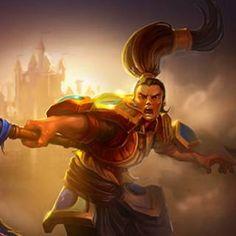Xin Zhao, the Seneschal of Demacia Xin Zhao, Giant Bomb, League Of Legends Characters
