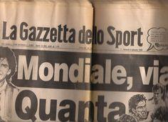 La Gazzetta dello Sport   Italian newspaper---8th June `1990-------32 pages