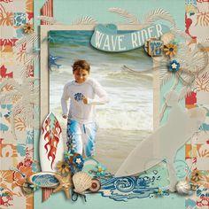 Wave Rider - Scrapbook.com