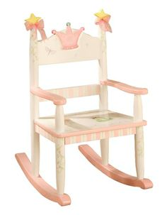 Princess & Frog Rocking Chair