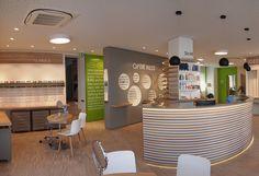 Client: Optik Hess Location: Weil am Rhein Design: EH - Innenarchitektur Year: 2014 #interior #shopfitting #retail #glasses