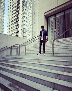 #newbalance #blueshirt #bsas