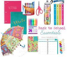Kai Kai Brai  School Supply Essentials & Our Favorite Backpack Picks http://www.kaikaibrai.com/life-style/school-supply-essentials-our-favorite-backpack-picks/ #schoolsupplies #backpacks #organization