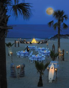 Ocean Place Resort and Spa, Long Branch, New Jersey, USA. It would be so cool to have a beach/bonfire wedding! Beach Bbq, Beach Bonfire, Beach Party, Summer Bonfire, Bonfire Parties, Outdoor Parties, Dinner Parties, Small Beach Weddings, Destination Weddings