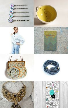 228 by Raffaella Secchieri on Etsy--Pinned with TreasuryPin.com