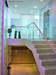 Iris, Porsche, Spa, Stairs, Wellness, Design, Home Decor, Pictures, Stairway