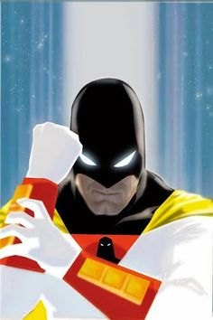 Space Ghost - My memories of this show are so much better than the show.  Still.  Cool Hero.
