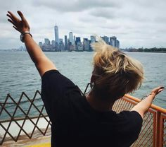 Youtubers, New York Skyline