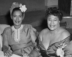 Billie Holiday & Ella Fitzgerald