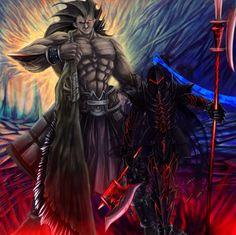 Fate/Grand Order Hercules & Lancelot