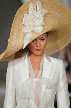 Carolina Herrera's Spring 2013 Collection.