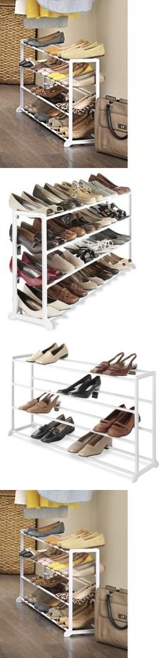 shoe organizers 5tier wooden shoe rack shelf storage organizer entryway furni 2 color in random u003e buy it now only on ebay