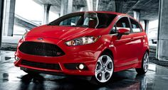 Preview Ford Fiesta Wallpaper