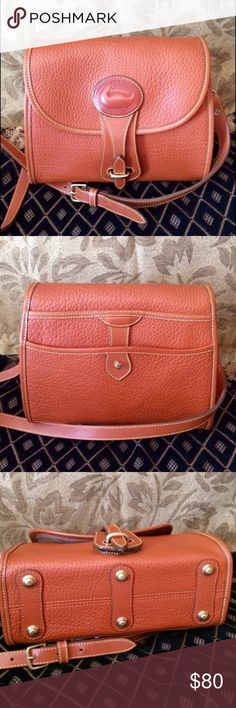 Vintage Dooney & Bourke Another bag I am selling hate to get rid of her but I just don't give her the love she needs , smoke free home in excellent condition!! Dooney & Bourke Bags Crossbody Bags