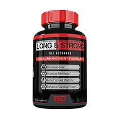 Information about Long and Strong Rock Hard Male Enhancement Formula Increase Stamina, Testosterone Booster, Male Enhancement, Strong, Boston, Workout, Height Growth, Midlife Crisis, Feelings