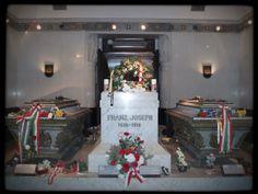Crypt of Emperor Franz Josef I., Empress Elisabeth and Crown Prince Rudolf