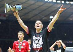 Bastian Schweinsteiger -- Bayern de Munique - campeão da Copa da Alemanha 2013.