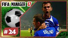 FIFA MANAGER 17 - ШИКАРНЫЙ МАТЧ со СБОРНОЙ ГЕРМАНИИ и не только || #24