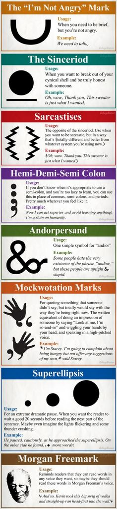 8 totally necessary new punctuation marks 5175756ac5093 w587 8 Punctuation Marks That Really Should Exist