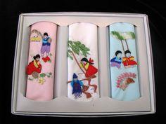 SPRING SALE  Vintage Korea Embroidered by jwvintagecloset on Etsy, $34.00