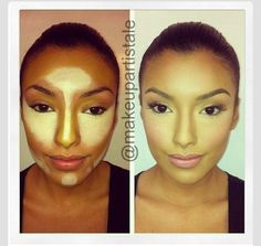 Highlighting your face