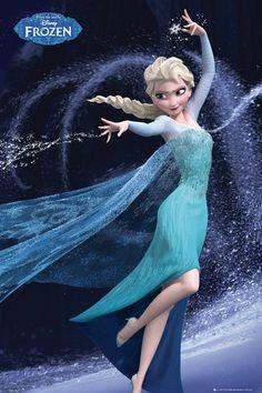 la reine des neiges elsa let it go affiche poster acheter en ligne