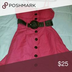 Pink Dress Excellent Condition Dresses