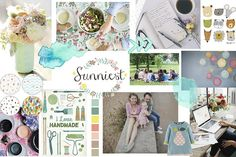 moodboard sunniest | Flickr - Photo Sharing!