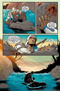 Assassin's Creed – Reflections 004 (2017) ..….… | View Comic