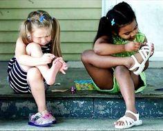 Мамины дочки: маленьким модницам посвящается