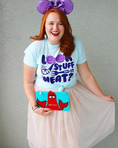 Mermaid Disney Inspired Outfit
