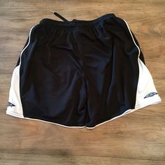 Black and white umbro shorts Black and white umbro shorts Umbro Shorts