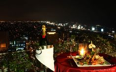 Birthday dinner with family at Vivere Skylounge, Filinvest Alabang :) January 4 :)