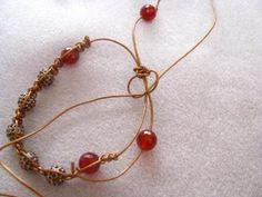 Tutoriel photo :Fabriquer soi même son bracelet Shamballa