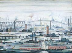Industrial Landscape 1955