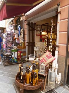 Sestri Levante, Liguria Italia (Luglio)