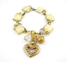 SOLD! $45.00 Change of Heart Bracelet