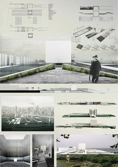 SFFDH Project by ArchMedium | #architecture #presentation #board