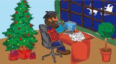 """Este año queremos felicitarte la Navidad con un UKristmas creado con nuestro formato de Storytelling con arte: """"Un relato para cada rato"""". El resultado es un UKuento de Navidad que esperemos que os guste. ¡Prepárate para descubrir cómo afrontan la crisis Olentzero, Los Reyes Magos, Santa Claus y el resto de personajes navideños! http://issuu.com/ukomunika/docs/ukuento_de_navidad/1?e=5959734/6119870"""
