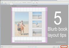5 Blurb Book Layout Tips