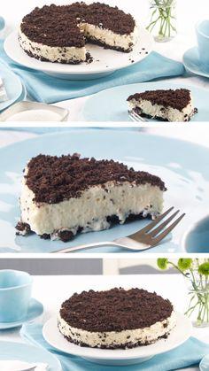 No Bake Oreo Cake, Tiramisu, Baking, Board, Ethnic Recipes, Desserts, Food Cakes, Delicious Cupcakes, Proper Tasty