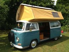 1969 VW Campervan For Sale - Classic Cars For Sale