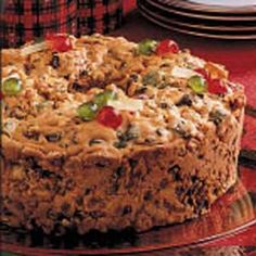 If you enjoy traditional #holiday desserts, try this Holiday Fruitcake #recipe with walnuts from @Anna Hartman of Home.
