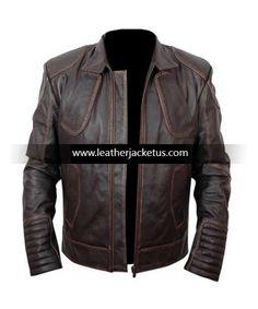 Men's Distress Style Black Leather Jacket http://leatherjacketus.com/product/mens-distress-style-black-leather-jacket/