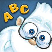 Lekplats 3 - forma bokstäver (även å, ä och ö), para ihop och stava ord (f-åk2)