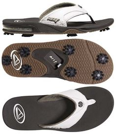 Golf Flip Flops for Women | Thread: Golf Flip-Flops